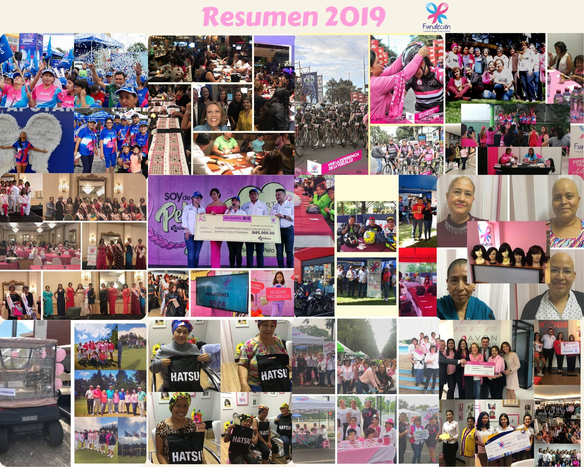 Collage - Resumen 2019